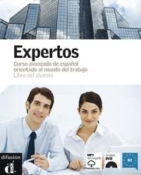Corridashivernales.be Expertos - Curso de español orientado al mundo del trabajo - Libro del alumno Image