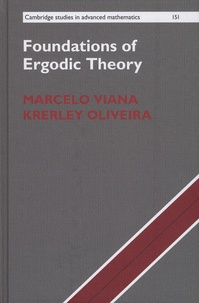 Marcelo Viana et Krerley Oliveira - Foundations of Ergotic Theory.