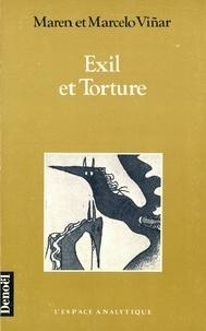 Marcelo Vinar et Maren Vinar - Exil et torture.
