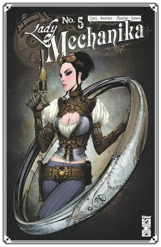 Marcia Chen et Joe Benitez - Lady Mechanika Tome 5 : .