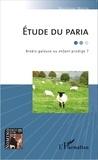 Marcienne Martin - Etude du paria - Brebis galeuse ou enfant prodige ?.