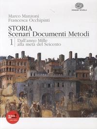 Checkpointfrance.fr Storia - Scenari documenti metodi - Volume 1, Dall'anno Mille alla metà del Seicento Image