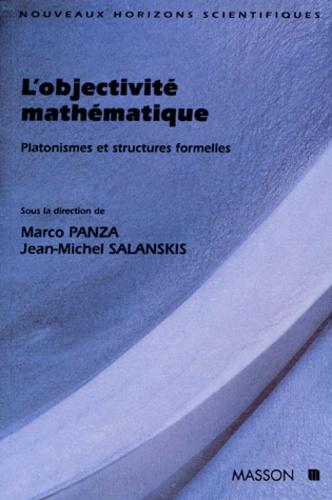 Marco Panza et Jean-Michel Salanskis - .