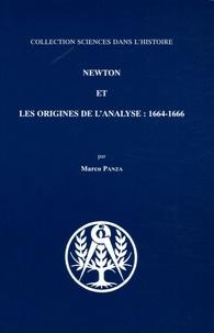 Marco Panza - Newton et les origines de l'analyse : 1664-1666.