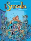 Marco Paulo et Thierry Robberecht - La Smala Tome 7 : Tapage nocturne.