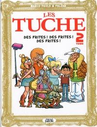 Marco Paulo et  Falzar - Les Tuche Tome 2 : Des frites ! Des frites ! Des frites !.