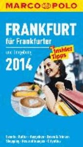 MARCO POLO Cityguide Frankfurt für Frankfurter 14.