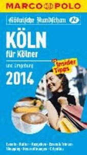 MARCO POLO Cityguide Köln für Kölner 14.