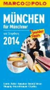 MARCO POLO Cityguide München für Münchner 14.