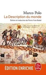 Marco Polo - La Description du monde.