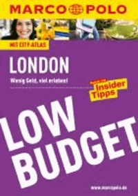 MARCO POLO Low Budget  London - Wenig Geld, viel erleben!.