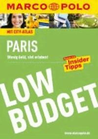 MARCO POLO Low Budget Paris - Wenig Geld, viel erleben.