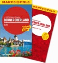 MARCO POLO Reiseführer Berner Oberland, Bern.