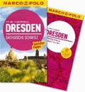 MARCO POLO Reiseführer Dresden/Sächsische Schweiz - Reisen mit Insider Tipps.