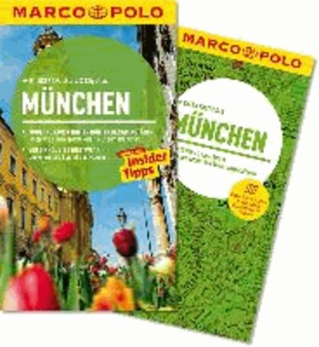 MARCO POLO Reiseführer München.