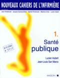 Marco San et Lucien Aubert - Santé publique.