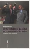 Marco Van Hees - Les riches aussi ont le droit de payer des impôts.