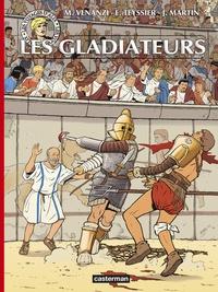 Marco Venanzi et Eric Teyssier - Les voyages d'Alix  : Les gladiateurs.