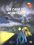 Marcos B et Ramon Fernandez - La casa del acantilado.