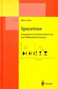 SPACETIME.- Foundations of General Relativity and Differential Geometry - Marcus Kriele   Showmesound.org