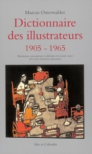 Deedr.fr Dictionnaire des illustrateurs 1905-1965 Image