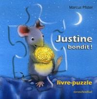 Marcus Pfister - Justine bondit ! - Livre-Puzzle.