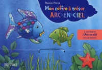 Marcus Pfister - Mon coffre à trésor Arc-en-ciel - Coffret 3 volumes.