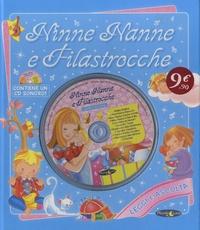 Marga Biazzi - Ninne Nanne e Filastrocche. 1 CD audio