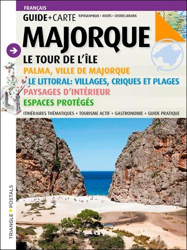 Marga Font - Majorque - Tour de l'île, guide + carte.