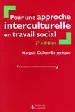 Margalit Cohen-Emerique - Pour une approche interculturelle en travail social.