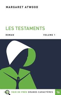Margaret Atwood - Les testaments - 2 volumes.