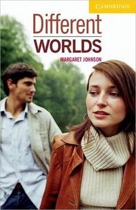 Margaret Johnson - Different Worlds.