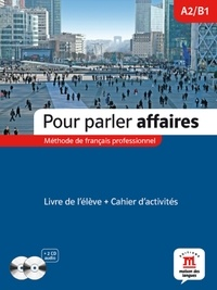 Pour parler affaires A2/B1 - Méthode de français professionnel.pdf