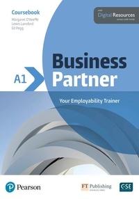 Margaret O'Keeffe et Lewis Lansford - Business Partner A1 - Coursebook with Digital Resources.