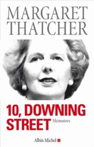 Margaret Thatcher - 10, Downing Street - Mémoires.