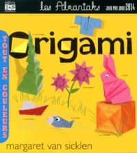 Histoiresdenlire.be Origami 2014 Image