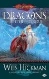 Margaret Weis et Tracy Hickman - La Guerre des Ames Tome 2 : Dragons d'une étoile perdue.
