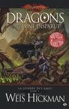 Margaret Weis et Tracy Hickman - La Guerre des Ames Tome 3 : Dragons d'une lune disparue.