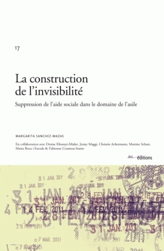 La construction de l'invisibilité. Suppression de l'aide sociale dans le domaine de l'asile