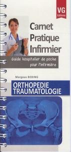 Margaux Bebing - Orthopédie, traumatologie.
