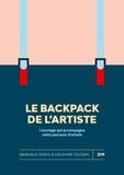Margaux Derhy et Delphine Toutain - Le backpack de l'artiste.