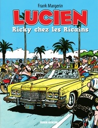 Margerin - Lucien - Tome 7 - Ricky chez les Ricains.