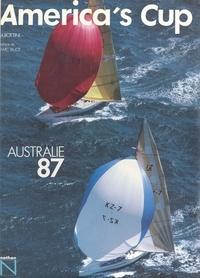 Margherita Bottini et Florence Herbulot - America's Cup, Australie 87.