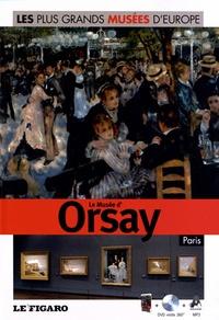 Margherita d' Ayala Valva et Federica Bustreo - Le Musée d'Orsay, Paris. 1 DVD