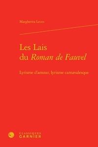 Les Lais du Roman de Fauvel - Lyrisme damour, lyrisme carnavalesque.pdf