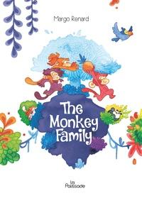Margo Renard - The Monkey Family.