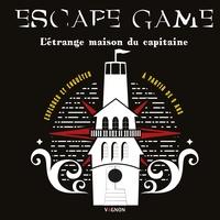 Télécharger l'ebook pour itouch Escape Game  - L'étrange maison du capitaine in French 9791027103614 PDB CHM par Margot Briquet