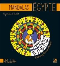Margot Grinbaum et Théo Lahille - Mandalas Egypte.