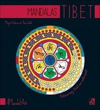 Margot Grinbaum - Mandalas Tibet.