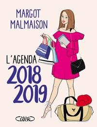 Margot Malmaison - L'agenda de Margot Malmaison.